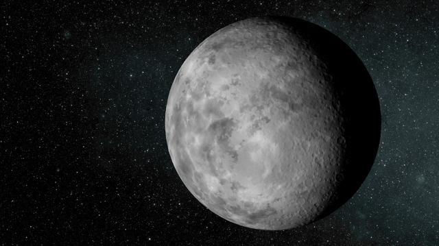 Ilustración artística de la apariencia del planeta Kepler 37b. El planeta es algo mayor que la Luna y menor que Mercurio. Su año consta de 13 días y tiene una temperatura superficial de unos 400 ºC. Crédito: AFP PHOTO / NASA / Ames / JPL-Caltech